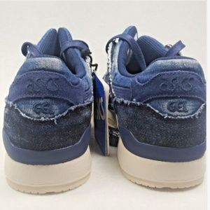 ff81aa25ccba7 ... usa asics shoes asics gel lyte iii indigo japanese denim blue shoe  362d6 d1528